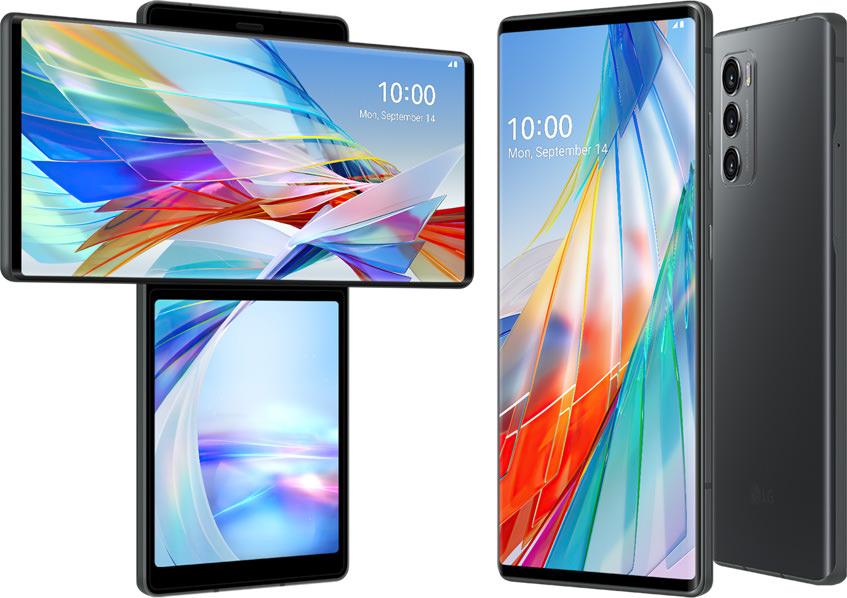 LG Wing oficjalnie. Tak prezentuje się smartfon z obracanym ekranem 16 LG Wing