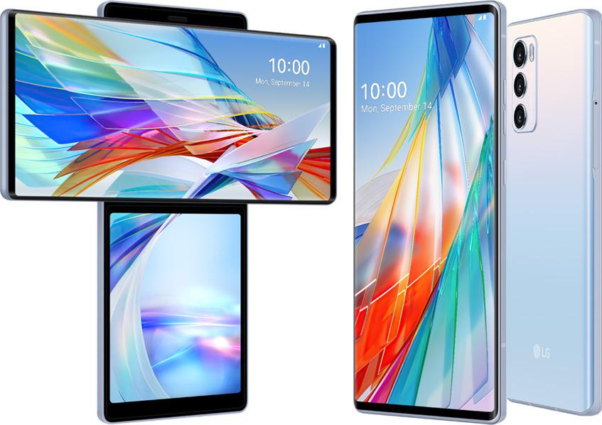 LG Wing oficjalnie. Tak prezentuje się smartfon z obracanym ekranem 17 LG Wing