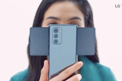 LG Wing to technologiczny majstersztyk. Zobaczcie jak działa