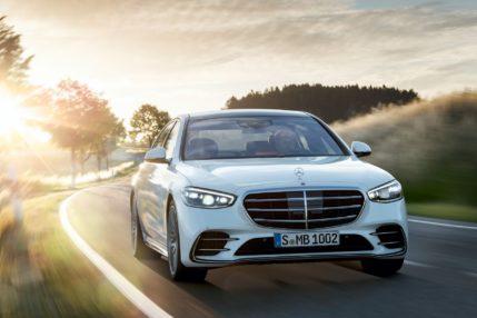 Mercedes klasy S pozwoli sterować urządzeniami Samsung SmartThings
