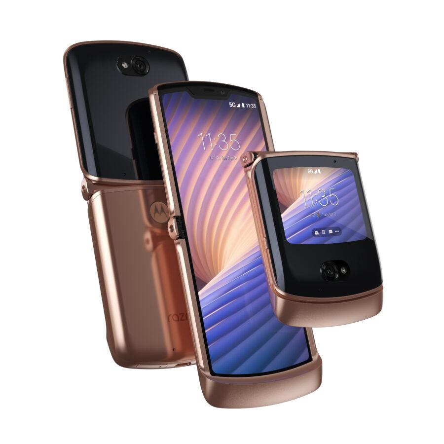 Motorola Kiev będzie kolejnym smartfonem z 5G od tego producenta