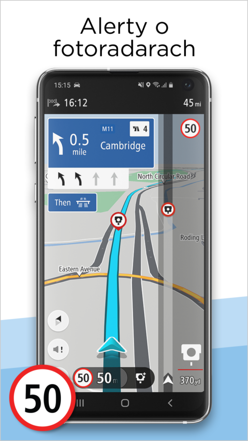 nawigacja TomTom GO Huawei AppGallery