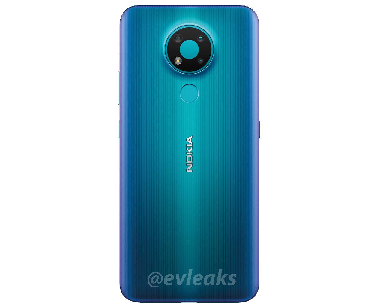smartfon Nokia 3.4 smartphone
