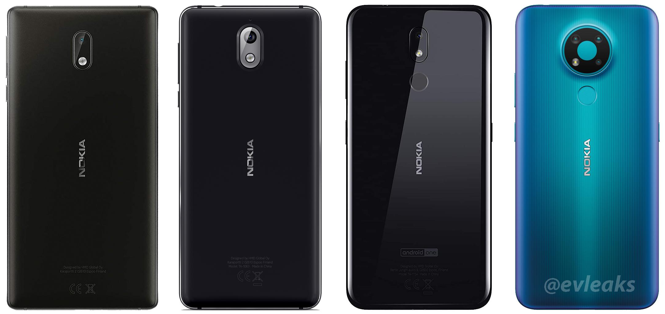 Nokia 3.4 - specyfikacja, cena, kolory