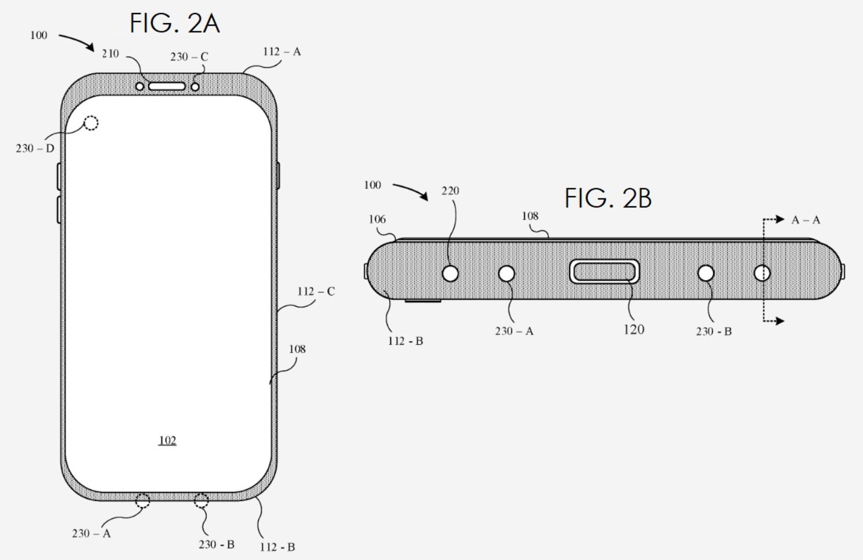 iPhone - system usuwania wody