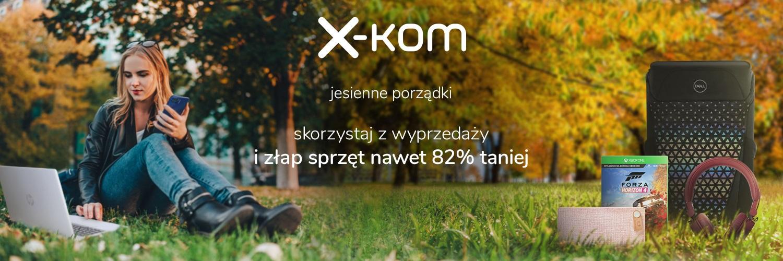 promocja x-kom jesienne porządki