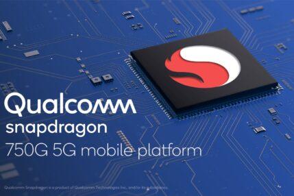 procesor Qualcomm Snapdragon 750G processor
