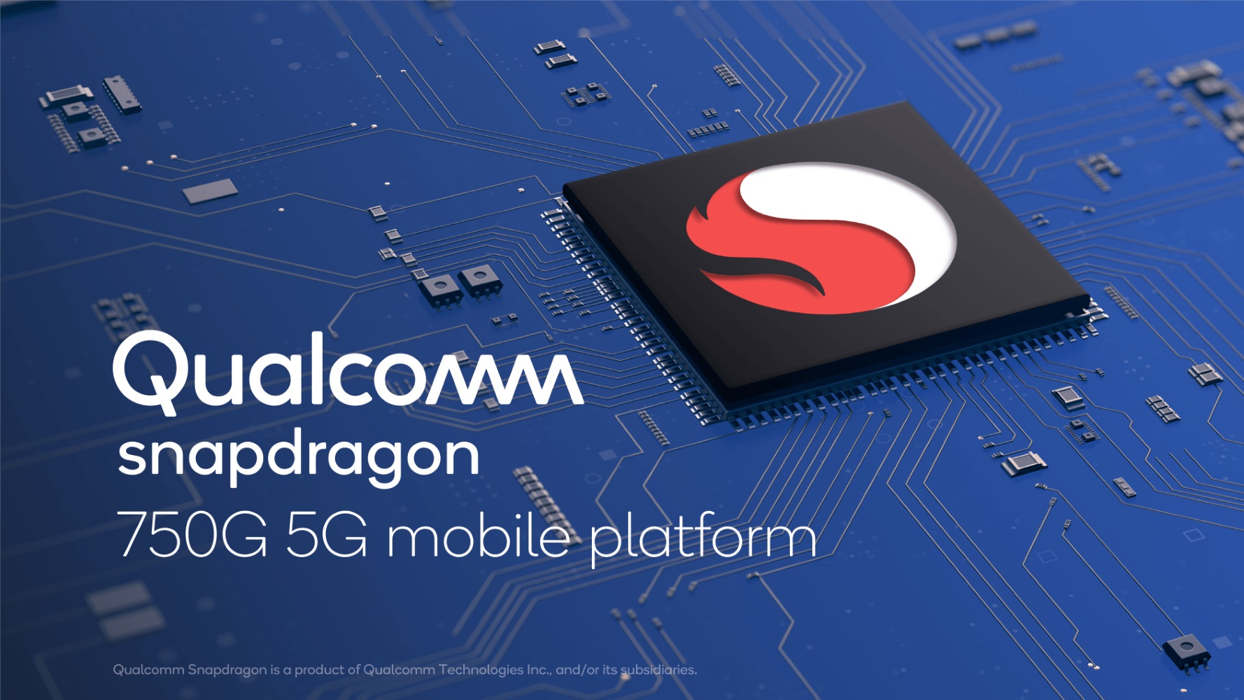 procesor Qualcomm Snapdragon 750G processor