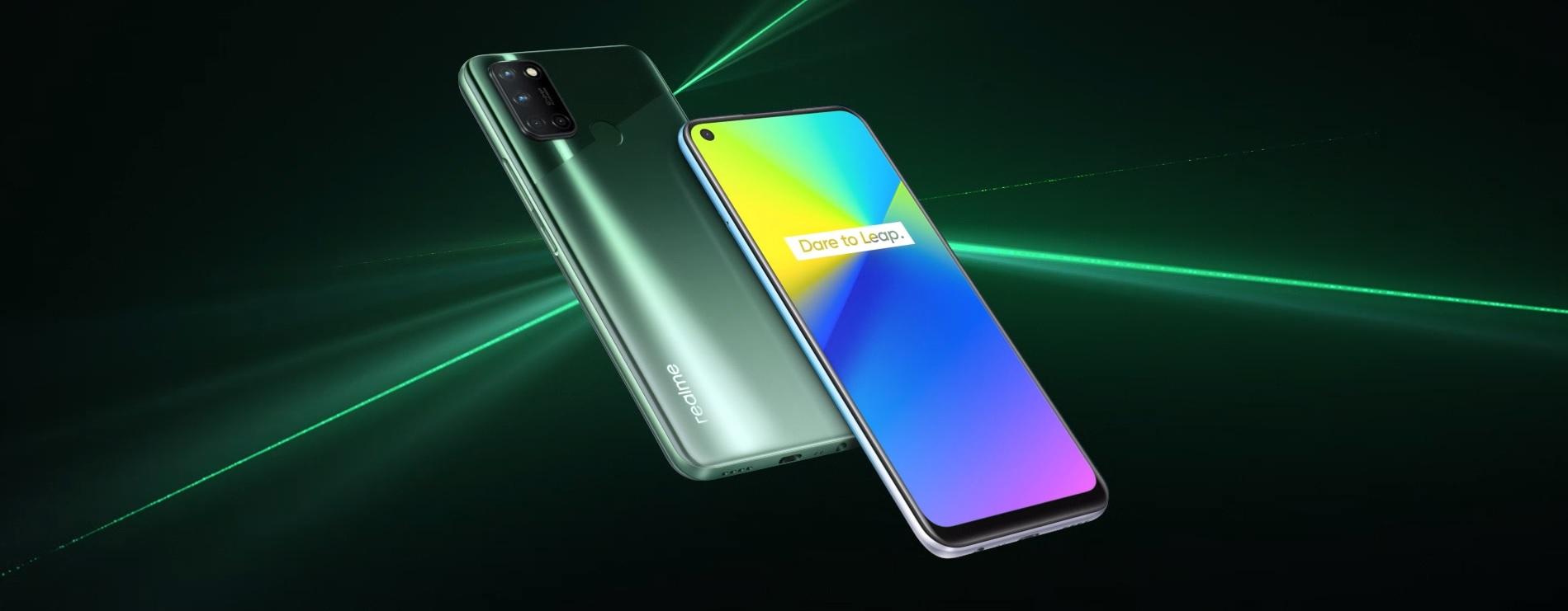smartfon realme 7i smartphone
