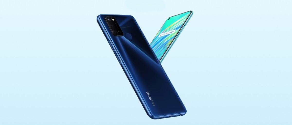 smartfon realme C17 smartphone