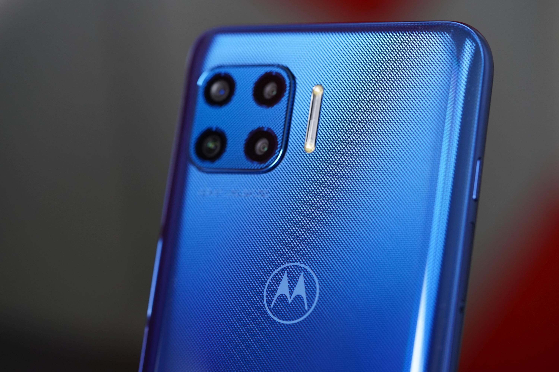 smartfon Motorola Moto G 5G Plus smartphone