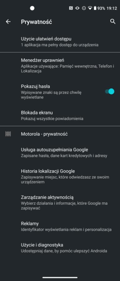 Recenzja Moto G 5G Plus - co poza 5G? 64 moto g 5g plus
