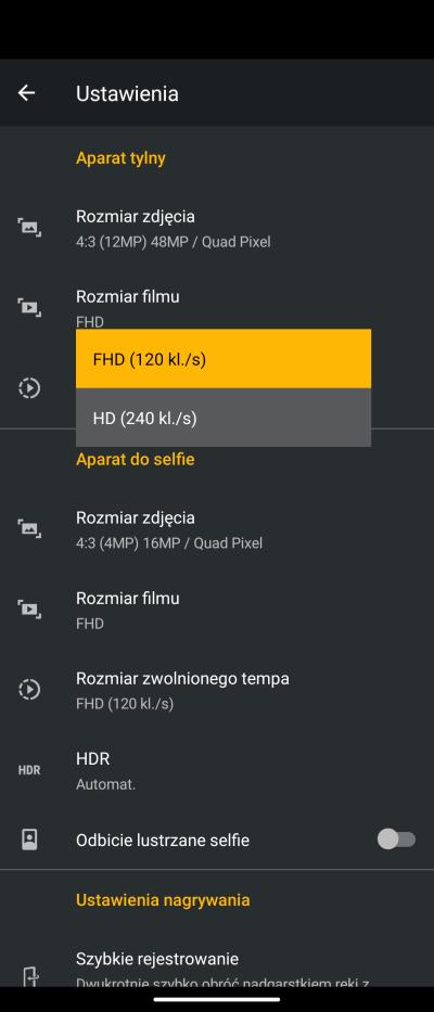 Recenzja Moto G 5G Plus - co poza 5G? 120 moto g 5g plus