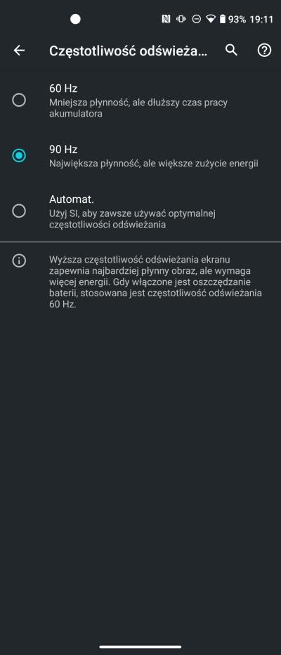 Recenzja Moto G 5G Plus - co poza 5G? 32 moto g 5g plus