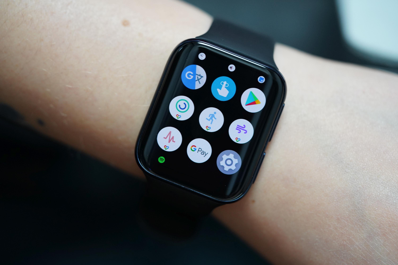 smartwatch Oppo Watch