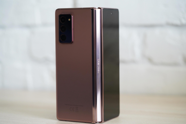 składany smartfon Samsung Galaxy Z Fold Lite nie zadebiutuje w 2021 roku