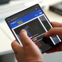 składany smartfon Samsung Galaxy Z Fold 2 foldable smartphone