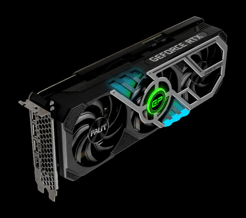 Palit RTX 3080 GamingPro OC