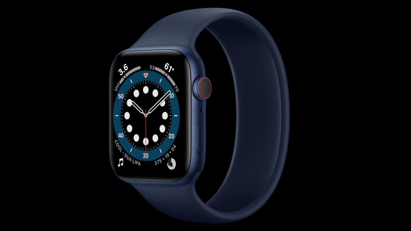 Apple Watch series 6 z paskiem Single Loop i budżetowy Watch SE - oto dwa nowe smartwatche z Cupertino 18 Apple Watch