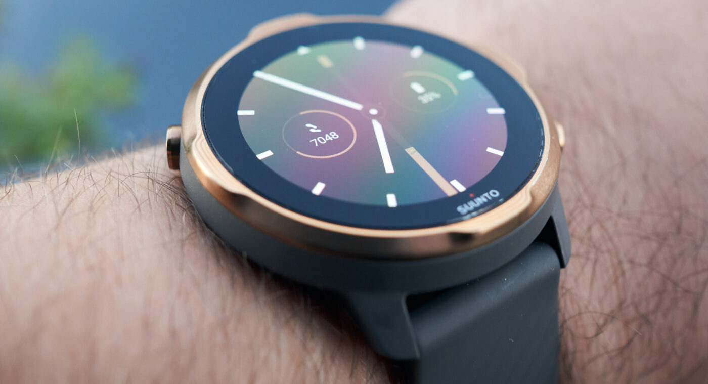smartwatch Suunto 7 fot. Tabletowo.pl