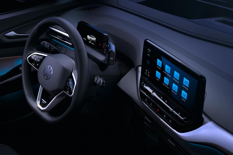 Volkswagen ID.4 – poznaliśmy minimalistyczne wnętrze elektrycznego SUV-a