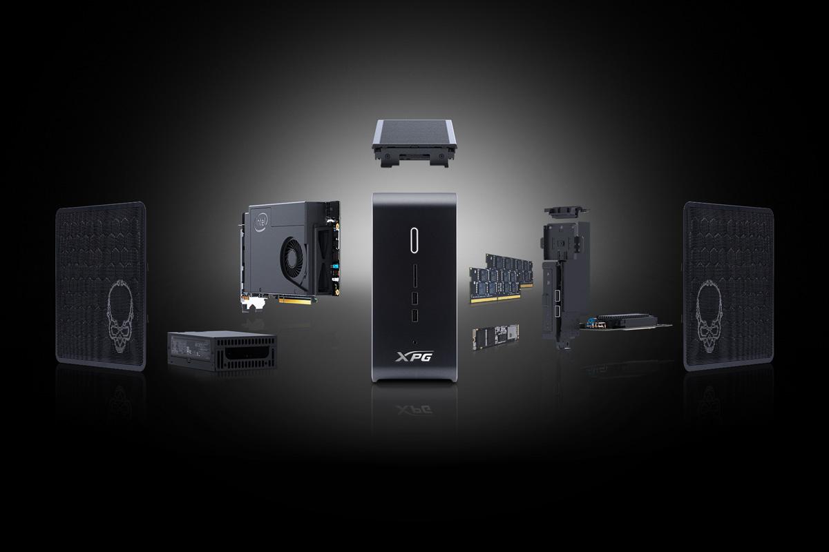 XPG GAIA będzie na razie dostępny wyłącznie w Ameryce Północnej i Japonii