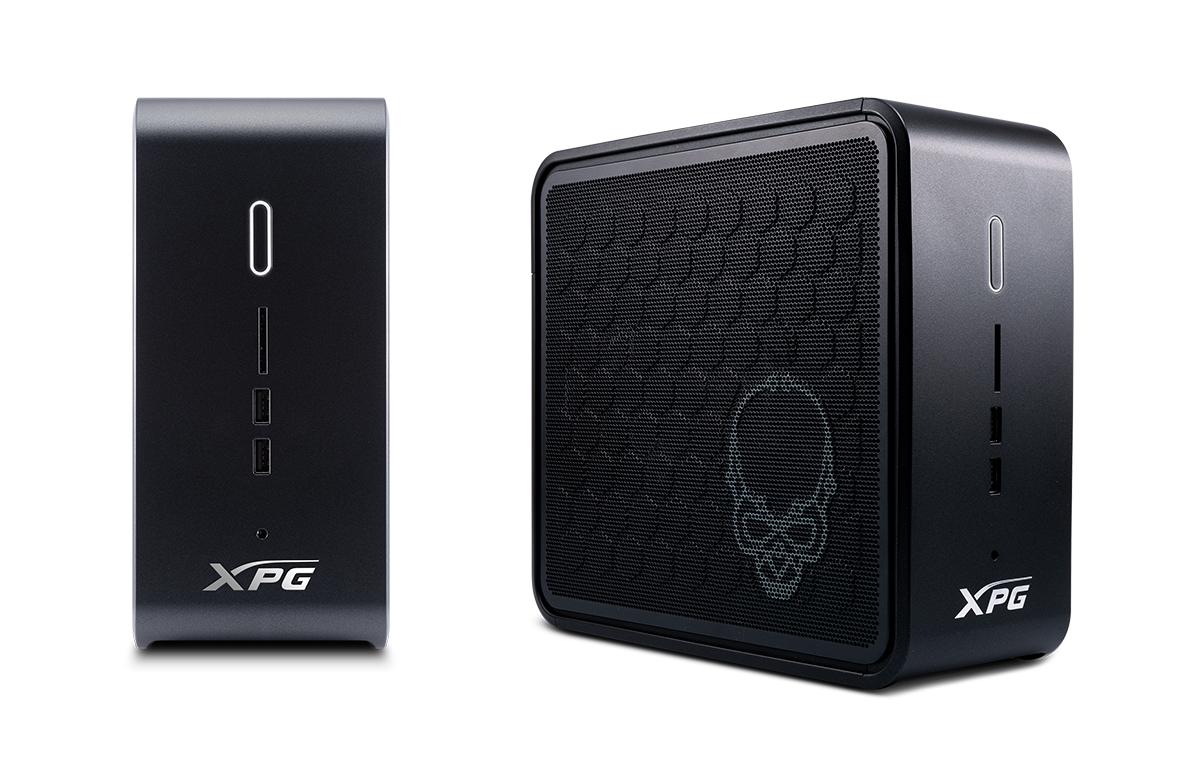 XPG prezentuje swój pierwszy mini-komputer. Oto XPG GAIA