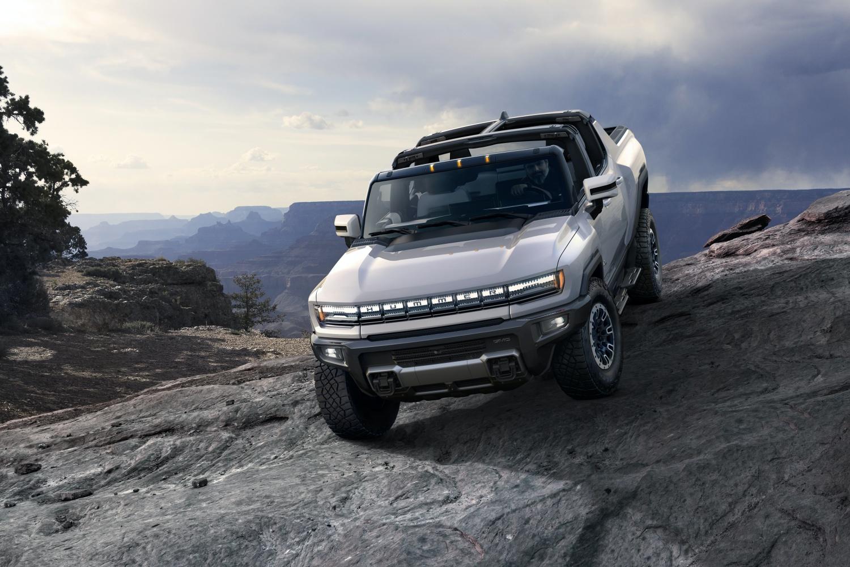 Hummer EV to dopiero początek. GM planuje elektrycznąrewolucję