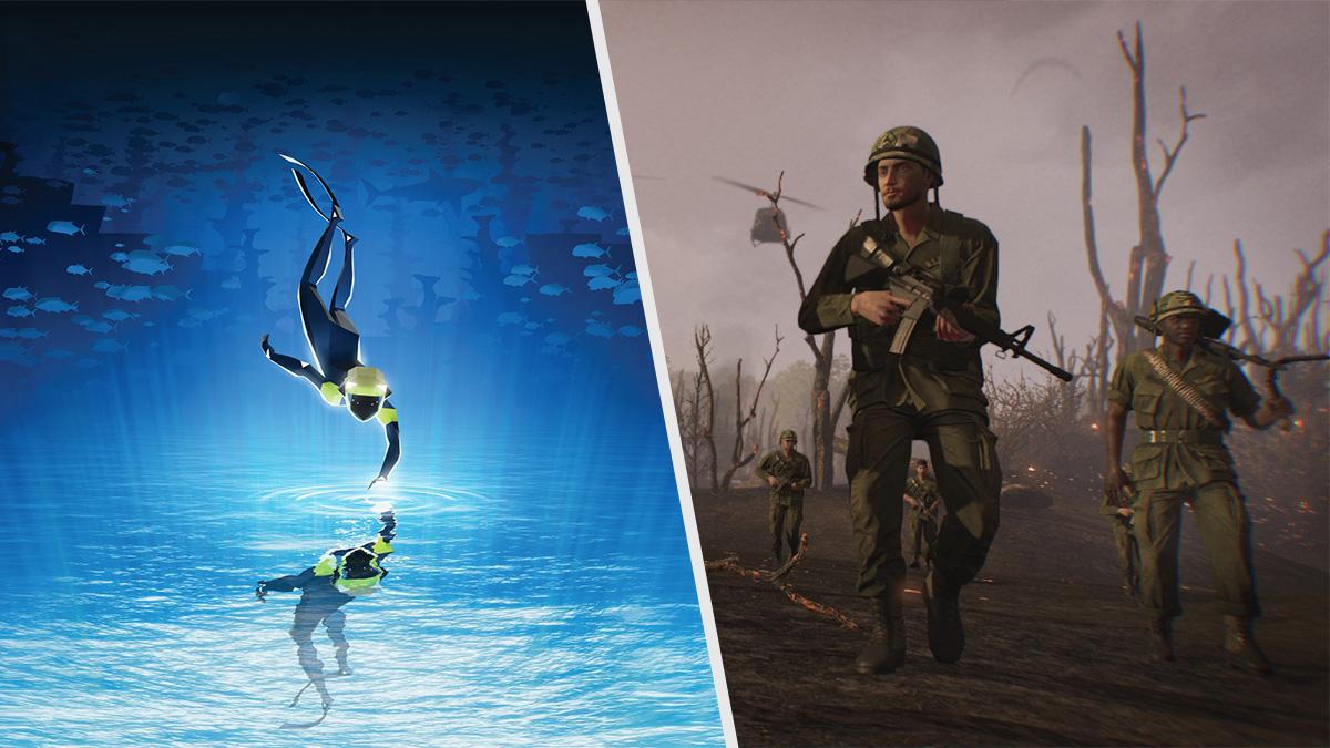 ABZU Rising Storm 2 Vietnam za darmo Epic Games Store