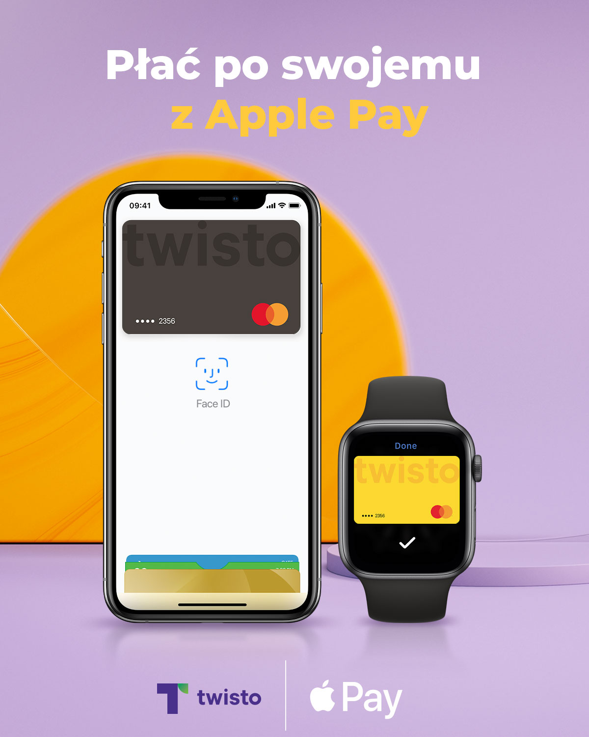 Apple Pay Twisto