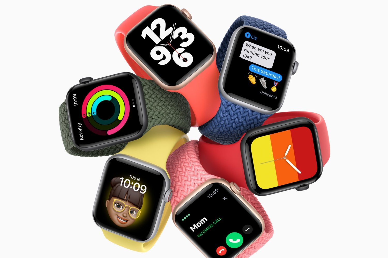 Apple Watch SE ma problemy z przegrzewaniem się