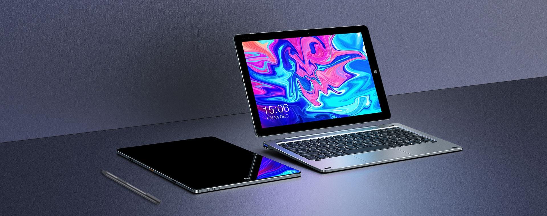 Chuwi Hi 10 XR tablet Windows