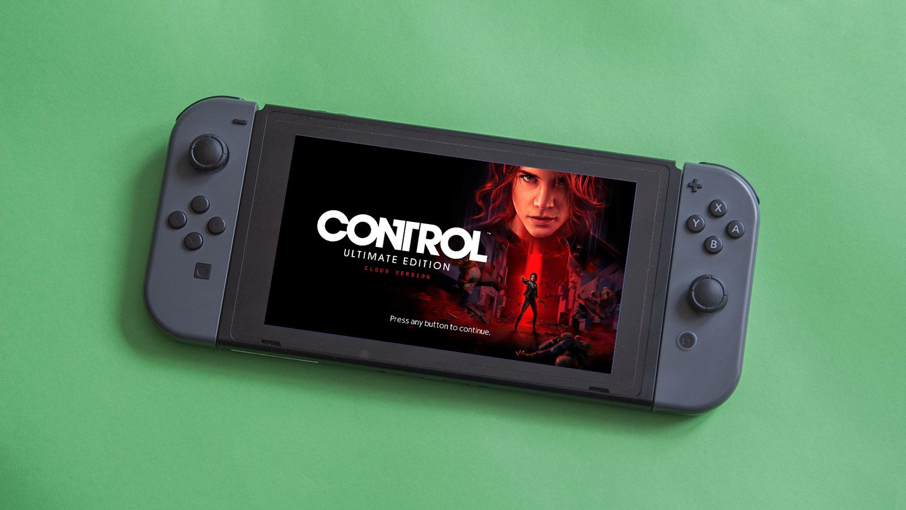 Control Nintendo Switch