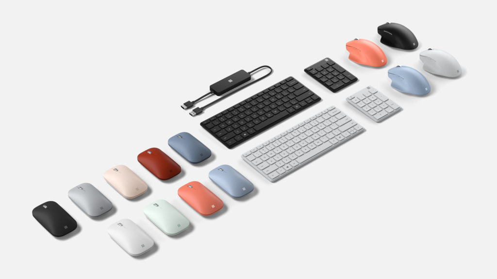 klawiatura mysz Microsoft