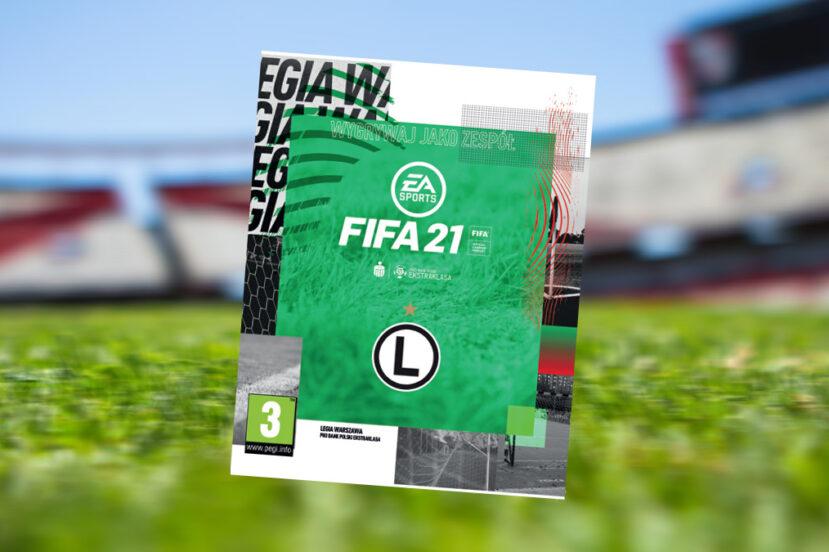 FIFA 21 PlayStation 4 Xbox One PS4 Własne opakowanie pudełko