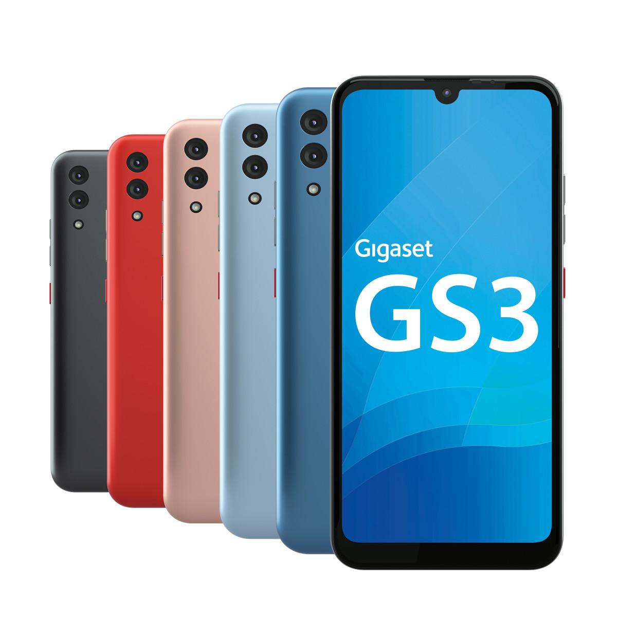 smartfon Gigaset GS3 smartphone