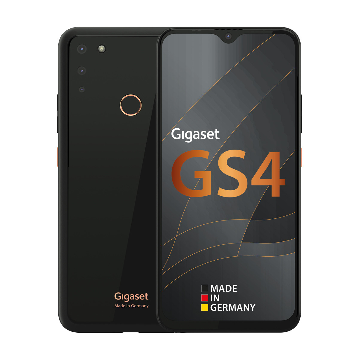 smartfon Gigaset GS4 smartphone