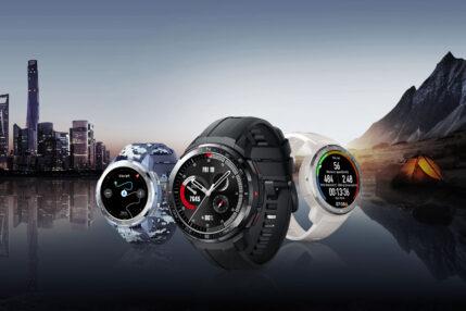 Długodystansowe smartwatche Honora już w Polsce. Ceny wydają się być znośne