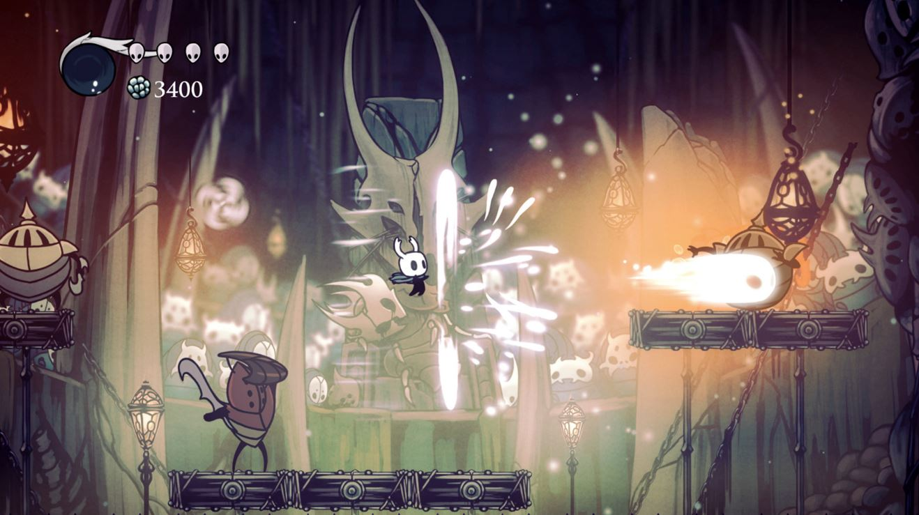 Hollow Knight PlayStation Plus Listopad 2020