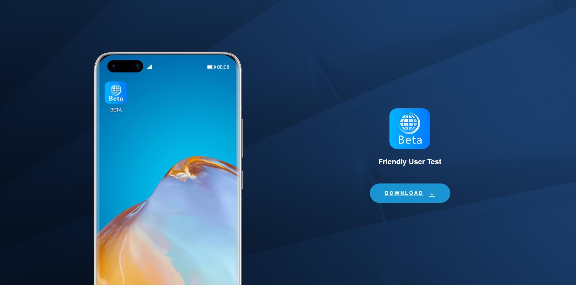 Huawei EMUI beta