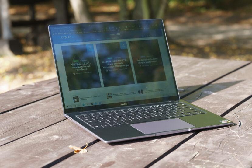 Recenzja Huawei MateBook 14 2020 - laptop pierwszego wyboru (zwłaszcza w przedsprzedaży!) 20 MateBook 14