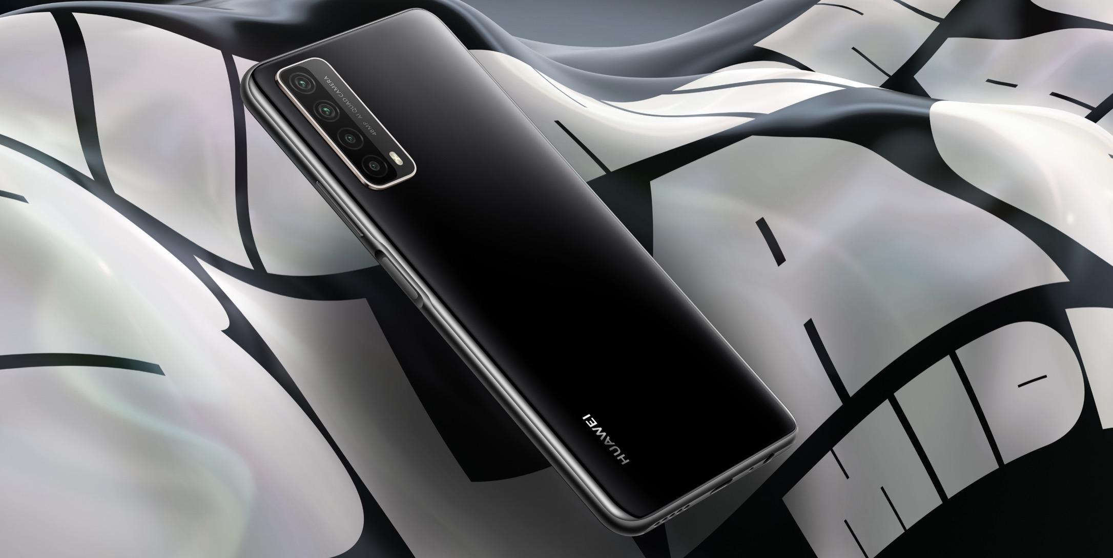 Huawei P smart 2021 już dostępny w Polsce. Promocja na start!