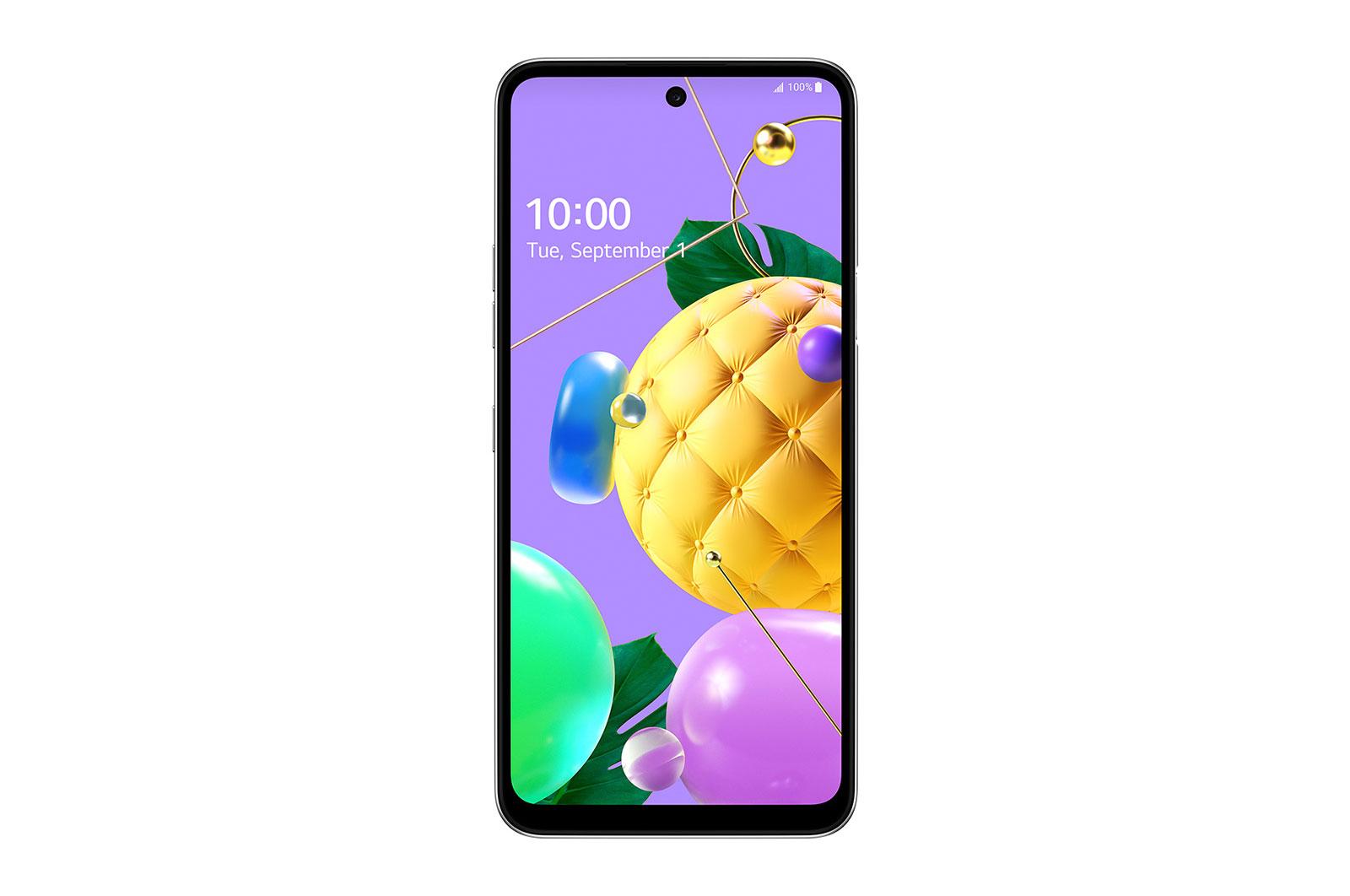 smartfon LG K52 smartphone