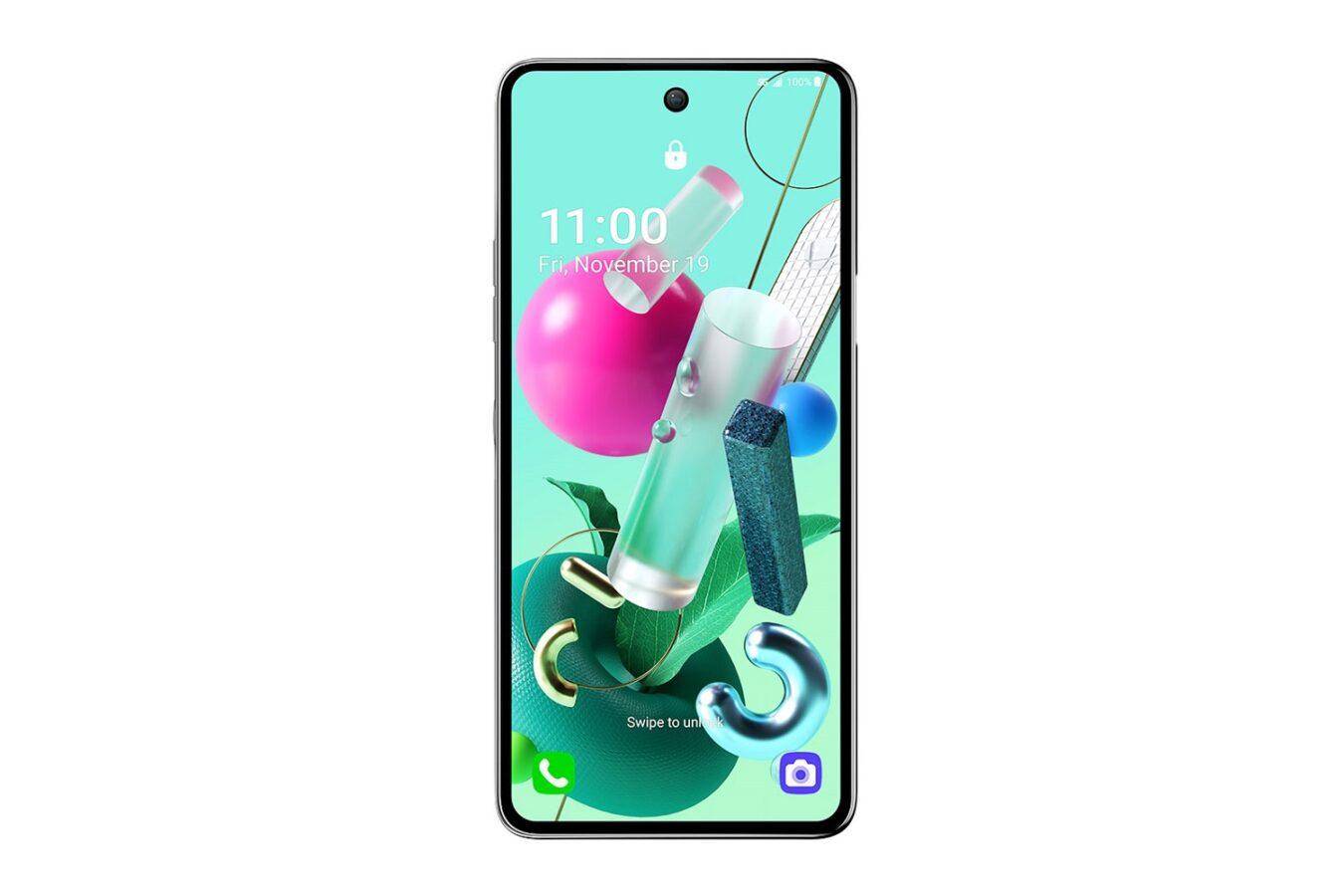 smartfon LG K92 5G smartphone
