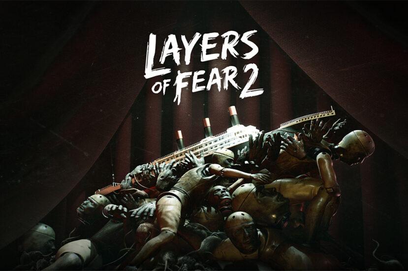 Layers of Fear 2 za darmo Epic Games Store Hallowen