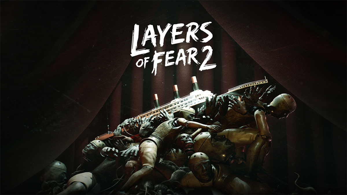 Layers of Fear 2 za darmo Epic Games Store Hallowen