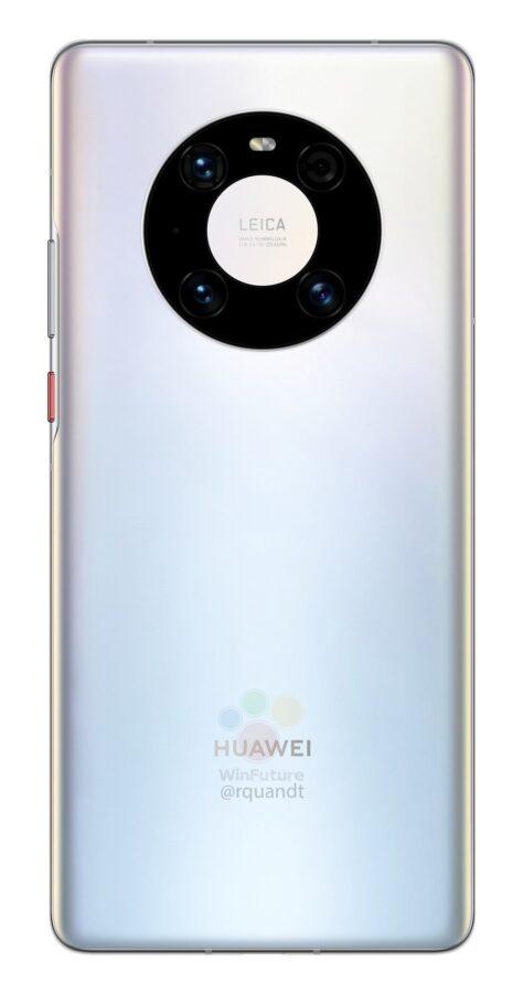 Huawei Mate 40 Pro fot. via WinFuture