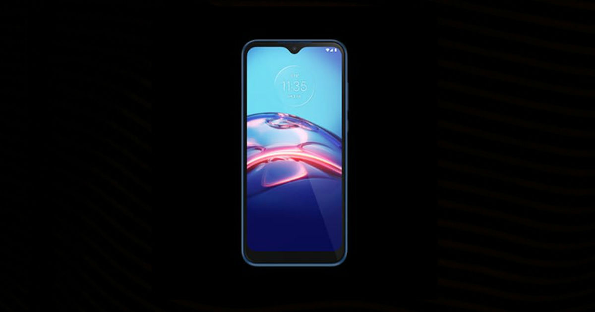smartfon Motorola Moto E7 smartphone