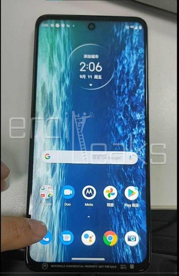 smartfon Motorola Moto G 5G smartphone