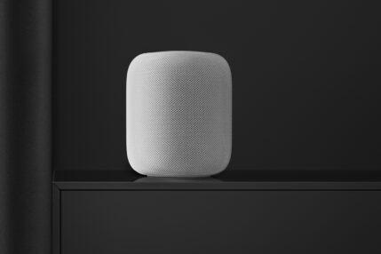HomePod Mini i Apple TV będą śledzić lokalizację użytkownika w domu
